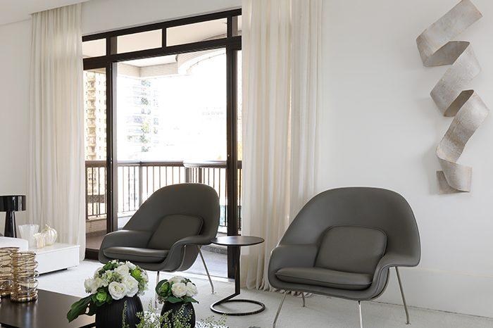 Residência Higienópolis | Sala de Estar