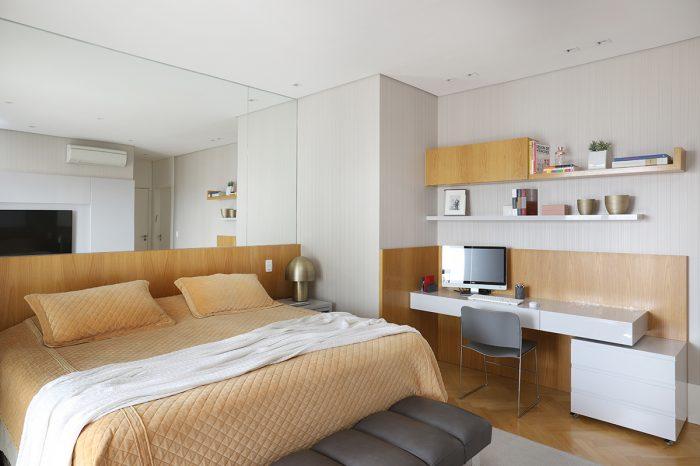 Residência Higienópolis | Quarto Casal